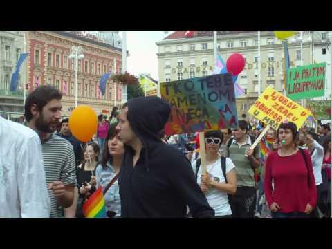 Zagreb Pride 2010 @ Zagreb, Croatia - June 19, 2010 (2)