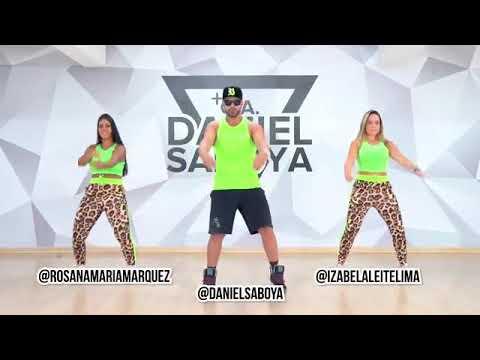 P  da Vida - Léo Santana -  CiaDaniel Saboya Fc Coreografia
