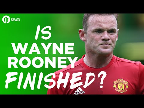 Wayne Rooney: The HUGE Manchester United Debate!