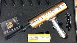 Underground Gold and Treasures Detector - GOLDAKS - Field Test Finds 2018