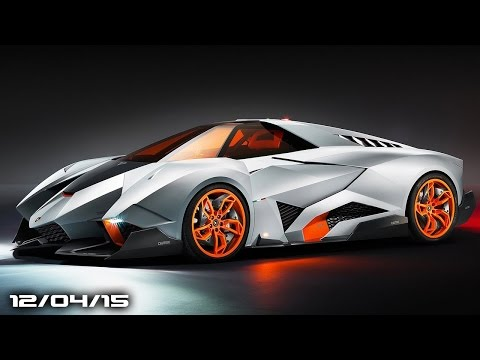 Lamborghini Egoista, Red Bull Off-Road Jet, New Volvo S90, NISMO Supercar - Fast Lane Daily
