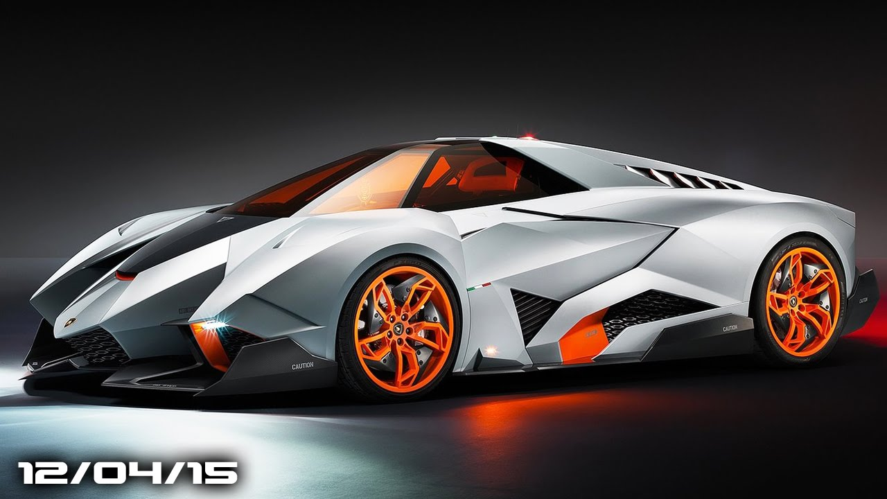 Lamborghini Egoista Red Bull Off Road Jet New Volvo Nismo