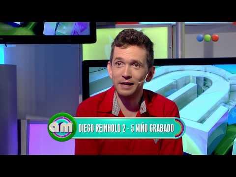 El niño grabado vs Diego Reinhold - AM 2015