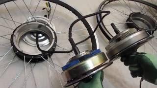 Какое мотор колесо лучше? Сравниваем MAC и Bafang BPM !(Какое мотор колесо выбрать для своего велосипеда более подробно описано тут http://motor4koleso.ru/stati-i-obzory/11-kak-vybrat-mot..., 2016-06-29T11:38:28.000Z)