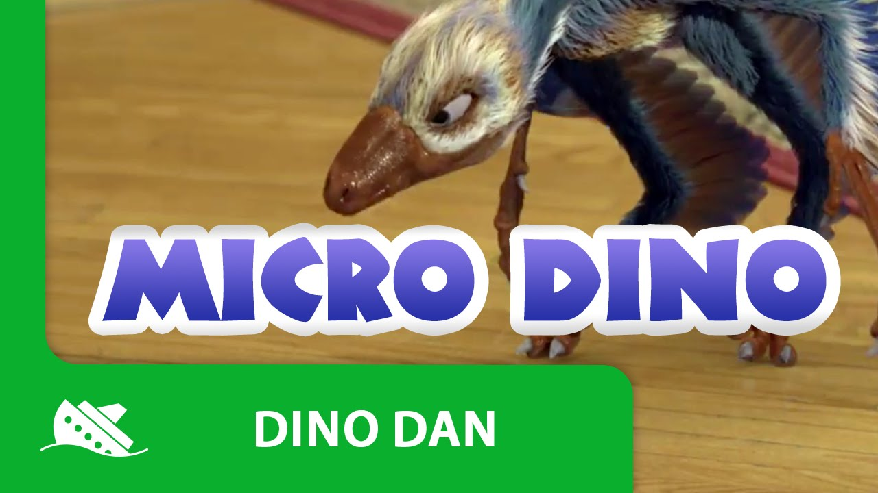 dino dan trek u0027s adventures micro dino episode promo youtube
