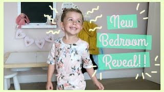 Darcy's New Room Reveal!! #AD