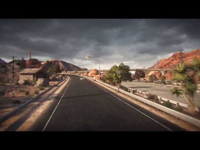 Need for Speed Rivals - All-Drive Trailer