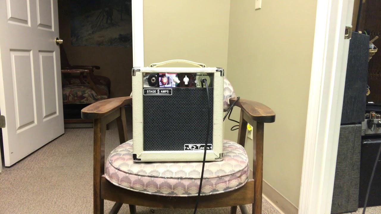 Memphis Blues Amps
