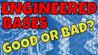 Engineered Bases :: Beyond the Controversy in Clash of Clans