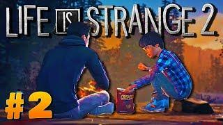 ON THE RUN | Life Is Strange 2 #2