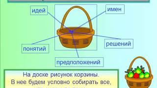 Корзина идей  Активные методы обучения  Валентина Андреева