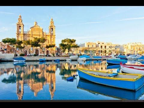 ~MALTA~ Pieta, Msida & Tax- Xbiex
