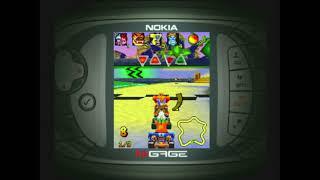 Crash Nitro Kart  - Nokia N-Gage Gameplay
