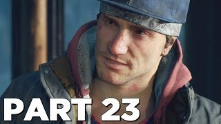 DAYS GONE Walkthrough Gameplay Part 23 - SKIZZO (PS4 Pro)