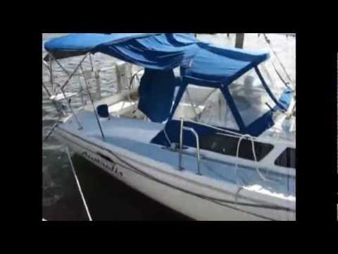Inspection of a 2000 Catalina 310 - Suenos Azules Marine Surveying and Consulting