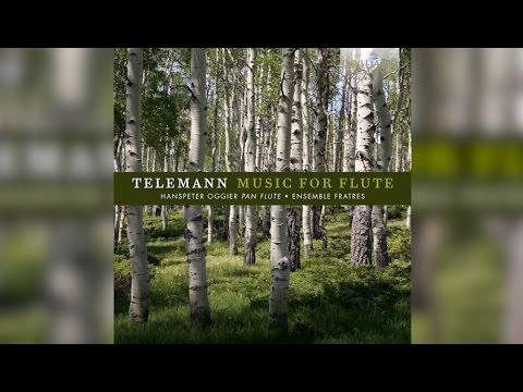 Telemann: Music for Flute (Full Album)