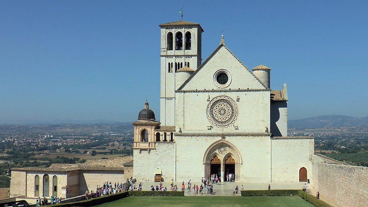 Assisi umbria italy italia hd videoturysta youtube for Be italia