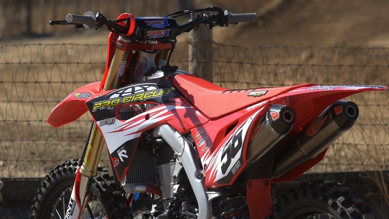 Project Pro Circuit Honda CRF450 - Dirt Bike Magazine