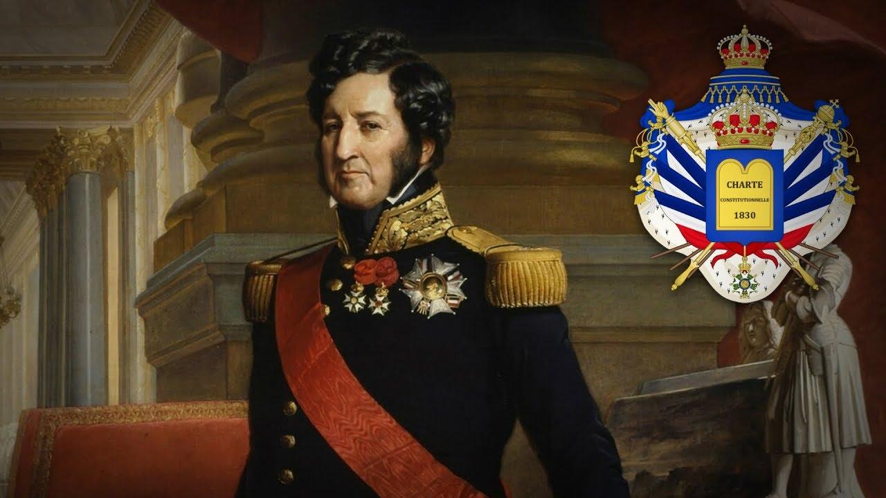 "Kingdom of France/July Monarchy (1830–1848) ""La Parisienne"" - YouTube"