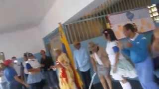Los ChimiChimitos , Baile realizado Escuela B. Tomás Montilla,
