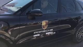 Test Drive Centro Porsche Marbella