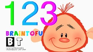 Children Learn Numbers 1-10 |  Number Songs for Kids