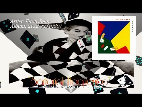 Sartorial Eloquence - Elton John (1980) FLAC Remaster 1080p HD