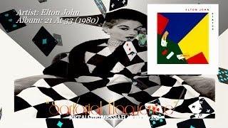 Sartorial Eloquence - Elton John (1980) Remaster 1080p HD