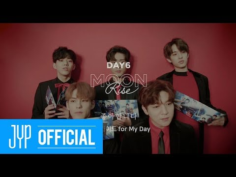 "DAY6 ""I Like You(좋아합니다)"" Sing-Along Guide For My Day"