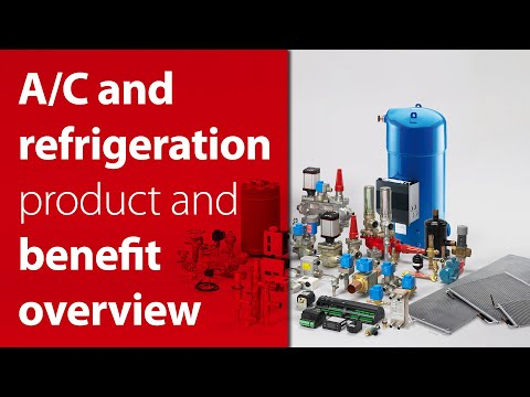 A/C And Commercial Refrigeration Product Portfolio Training Program   Danfoss Learning
