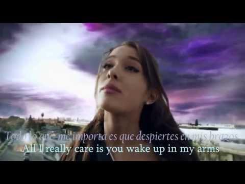 Ariana GrandeOne last time lyricsEspañol