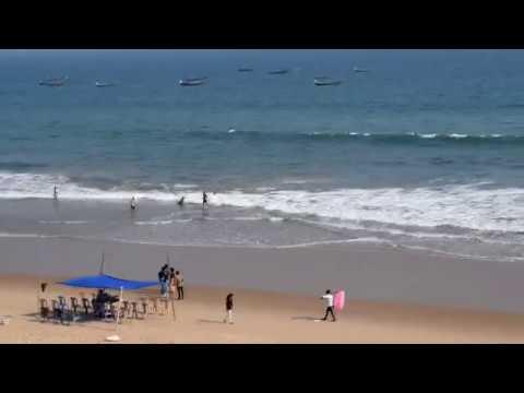 Gopalpur on sea hotels   Gopalpur Sea Beach
