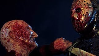 Final Fight (Part 2) Post-credits scene | Freddy vs Jason