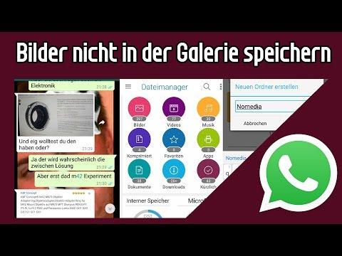 Android Whatsapp Automatisch Auf Sd Karte Speichern.Whatsapp Bilder Nicht In Der Galerie Speichern Bilder Nicht