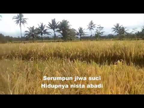 Serumpun Padi - R  Maladi karaoke