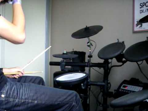 Hairline Fracture - Rise Against (drum cover)