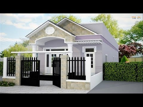 90 The Best Small House Design Ideas  Beautiful House Design  YouTube