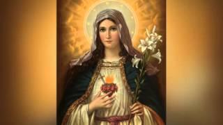 Je vous salue Marie comblée de Grâce