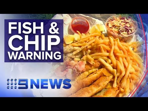 Study Shows Fish & Chip Link To Flu | Nine News Australia
