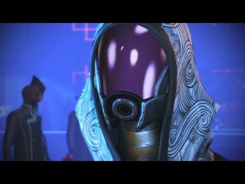 Mass Effect Trilogy: Tali Funny Moments