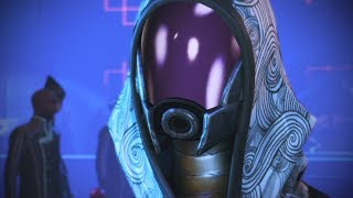 Mass Effect Trilogy: Tali Funny Moments