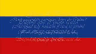 Himno Original y Primera Bandera de Venezuela (1810)