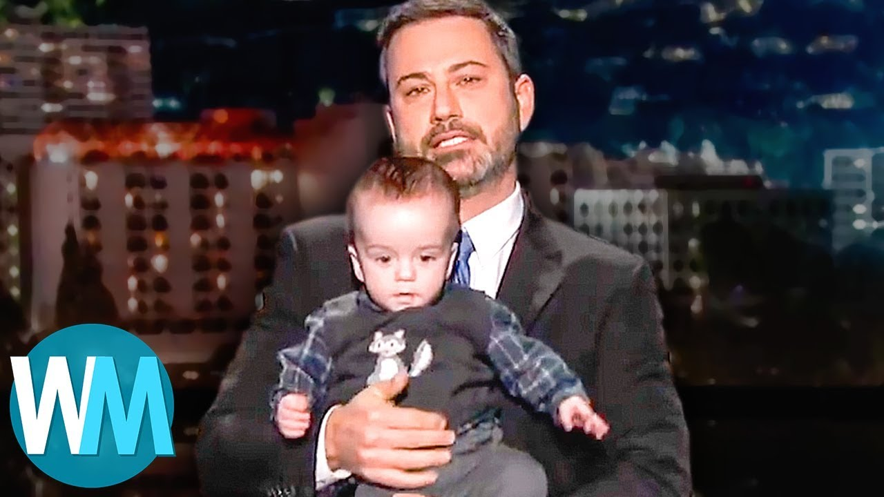 Top 10 Times Late Night Hosts Got Personal