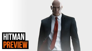 Hitman Preview