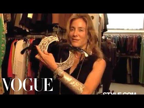 Aurelie Bidermann Shops Vintage French Clothes