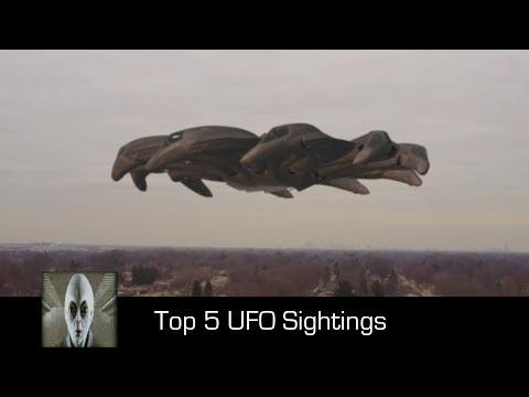 Top 5 UFO Sightings September 21st 2017
