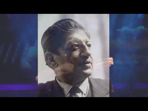 Homenaje al poeta merlino Antonio Esteban Agüero en el 99º aniversario de su natalicio.