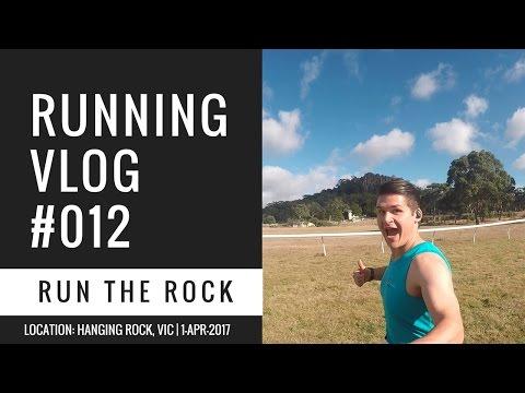 RUNNING VLOG #012: Run The Rock - Hanging Rock
