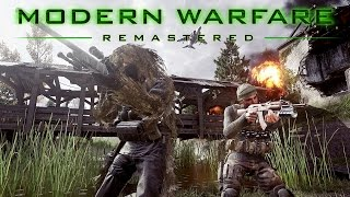 Modern Warfare Remastered - PC Multiplayer Gameplay