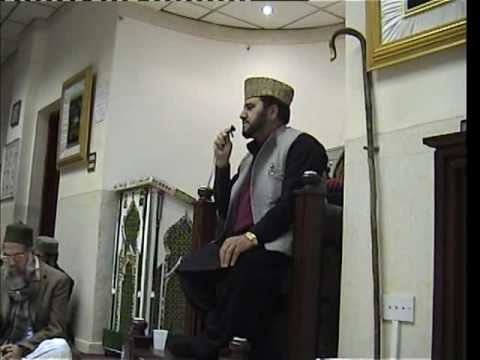 Qari Syed Sadaqat Ali In Derby Part 1   Qiraat       22/03/09